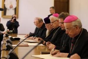 Apel Kościołów 2013