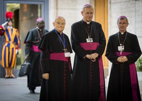Komunikat Ojców Synodalnych z Polski na zakończenie Synodu o małżeństwie i rodzinie