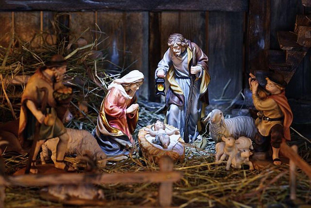 Dziś w mieście Dawida narodził się wam Zbawiciel. Uroczystość Narodzenia Pańskiego. Pasterka (Katedra Poznańska – 25.12.2020).