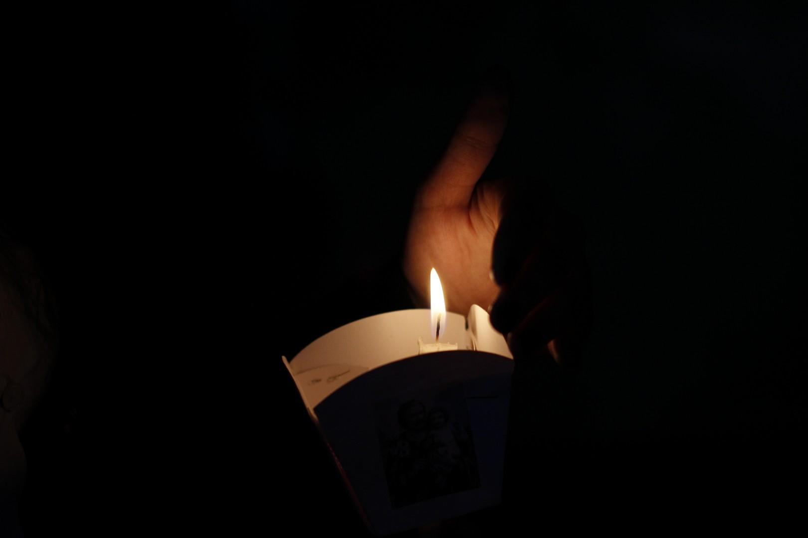Homilia: Wiara wyklucza przemoc. Msza św. za Koptów zabitych w Trypolisie (Poznań, k-ł Karmelitów – 15.02.2017)