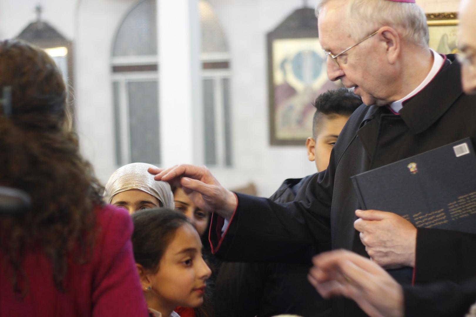 Na 25. rocznicę sakry abp. Gądeckiego – pomoc dla 25 rodzin w Syrii