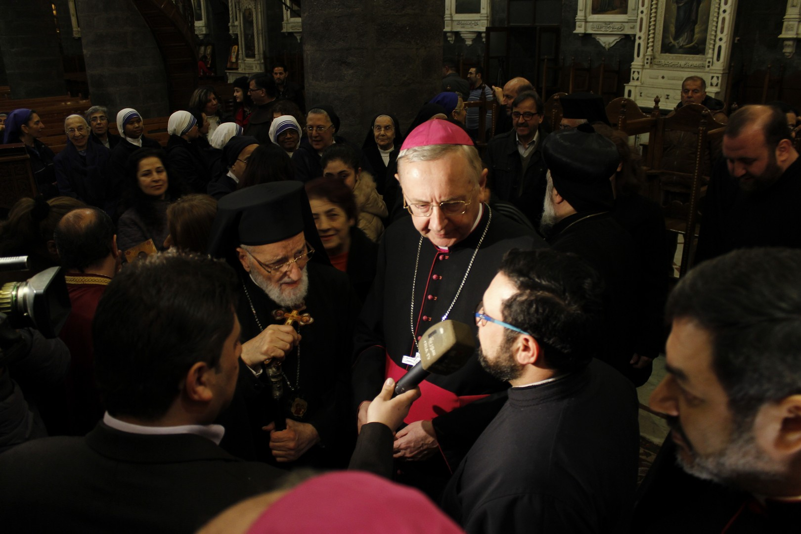 The President of the Polish Bishops' calls for prayers and help for Syria