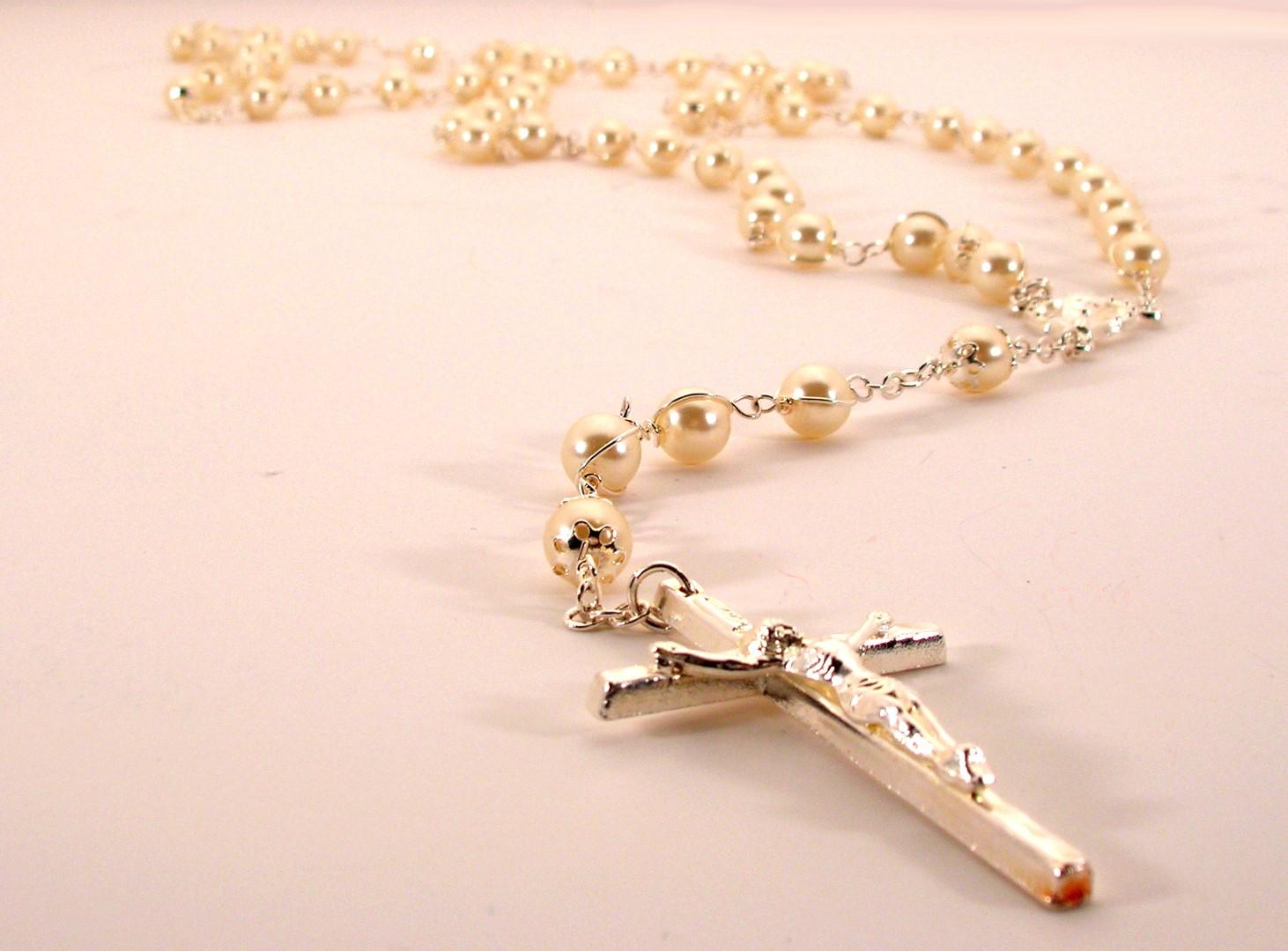 Кольца своими руками с крестом