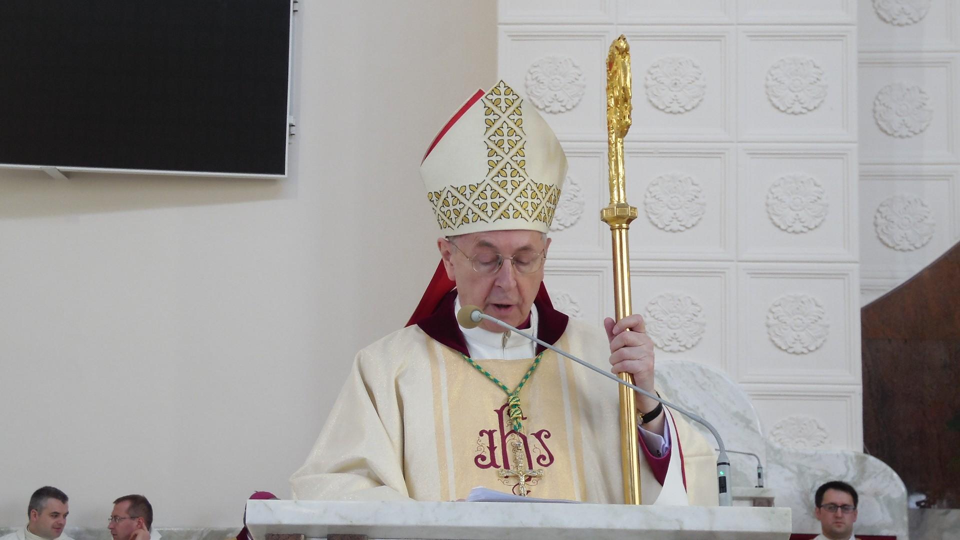 Abp Gądecki w Gnieźnie: każdy z nas jest uczniem i jednocześnie misjonarzem