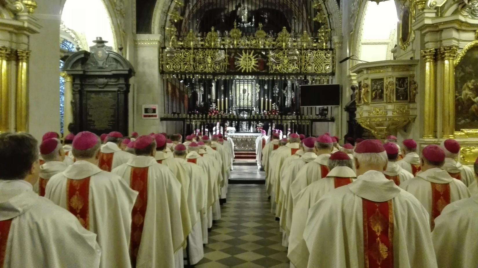 Jasna-Góra-Rekolekcje-dla-biskupów