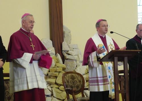 Przewodniczący Episkopatu: Chrzest – najważniejszym wydarzeniem w dziejach państwa i narodu