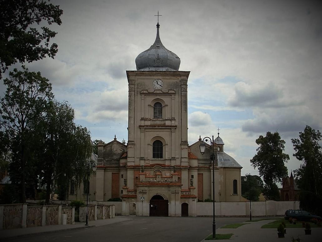 Sanktuarium w Borku Wielkopolskim