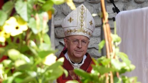 Homilia: Gościnności nie zapominajcie. XXV Pielgrzymka Rodziny Radia Maryja (Jasna Góra)