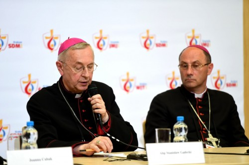 The President of the PBC Thanks Pope Francis for His Words Full of Love