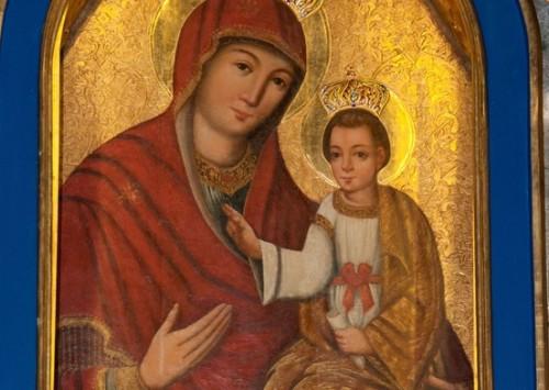 Jarosław: abp Szewczuk na uroczystości 20-lecia koronacji ikony Matki Bożej Bramy Miłosierdzia