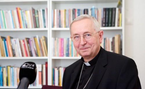 Abp Gądecki: Miłosierdzie jest fundamentem (Archiwum)