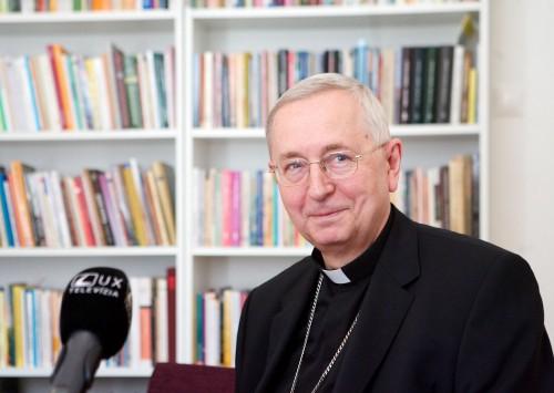 (Polski) Przewodniczący KEP nt. stanu ekumenizmu w Europie