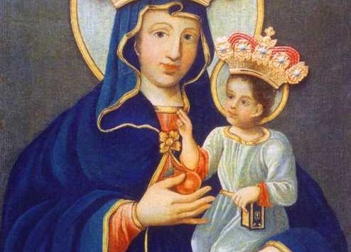 Piekary Śląskie: stanowa pielgrzymka kobiet i dziewcząt do Matki Bożej