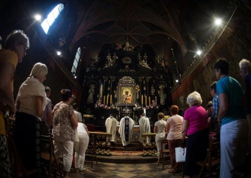 Uroczystość Matki Bożej Częstochowskiej – w parafiach i na Jasnej Górze