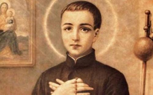 Przewodniczący Episkopatu: św. Stanisław Kostka wzorem młodego człowieka, konsekwentnie dążącego do ideałów