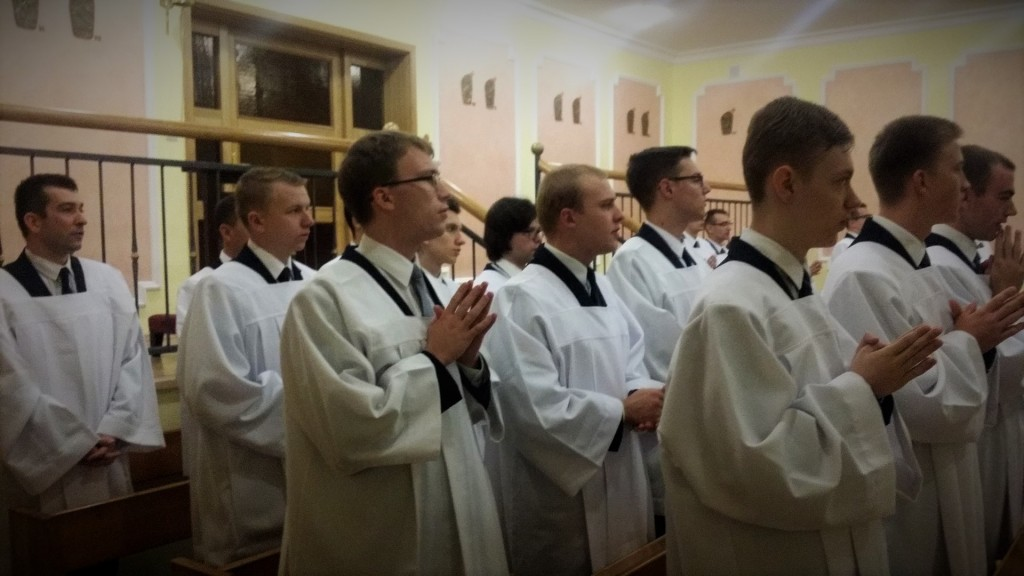 Abp Gądecki - Seminarium 004