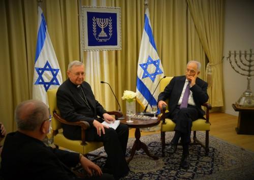 Kondolencje Przewodniczącego Episkopatu po śmierci Szymona Peresa