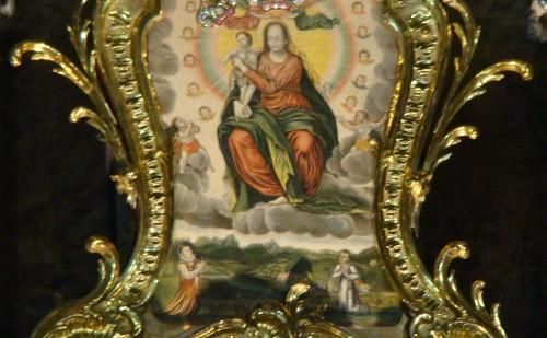 Poznań: wprowadzenie obrazu Matki Bożej Łaskawej ze Lwowa