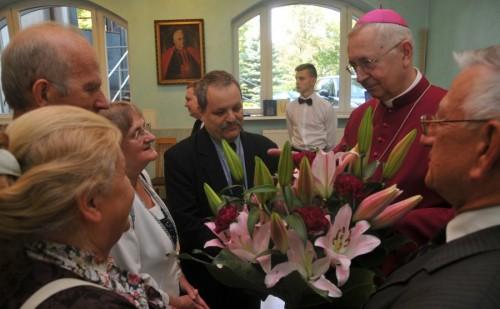 Msza św. w 25. rocznicę sakry biskupiej abp. Stanisława Gądeckiego