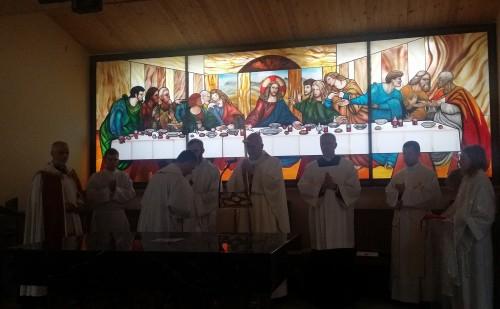 Poświęcenie kościoła w Czerwonaku