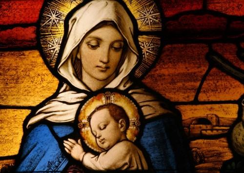 Porodziłaś Tego, który stworzył Ciebie. Homilia podczas Uroczystości Świętej Bożej Rodzicielki Maryi