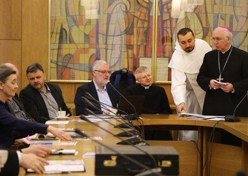 (Polski) Spotkanie Rady KEP ds. Środków Społecznego Przekazu
