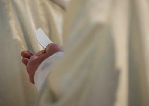 Homilia:  Kapłanem – na wzór Chrystusa. Msza św. Krzyżma. Wielki Czwartek. (Katedra Poznańska – 13.04.2017)