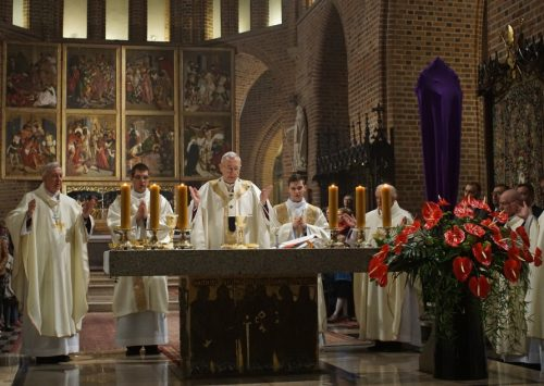 Homilia. Wielki Czwartek, Msza Wieczerzy Pańskiej (Katedra Poznańska – 29.03.2018)