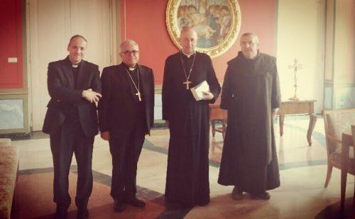 Przewodniczący Episkopatu Polski spotkał się z Biskupem Kordoby