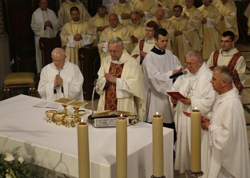 Homilia: 50-lecie Komisji Misyjnej Konferencji Episkopatu Polski (Warszawa, Katedra warszawsko-praska – 21.06.2017)