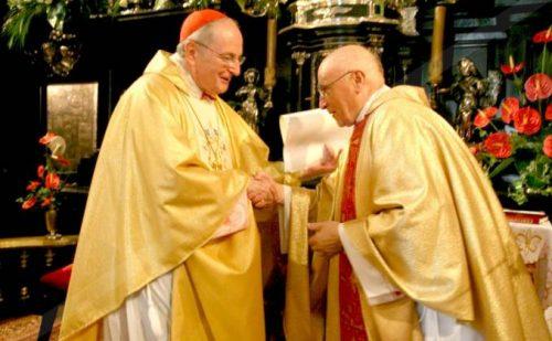 Przewodniczący Episkopatu: śmierć kard. Joachima Meisnera napełniła bólem Kościół w Polsce