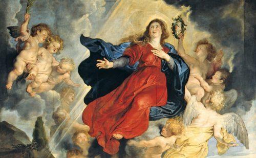 Przewodniczący Episkopatu w Kalwarii Pacławskiej: Wniebowzięcie ukazuje nam nasze przeznaczenie
