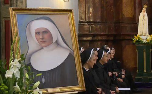 Poznań: inauguracja procesu beatyfikacyjnego s. M. Włodzimiry Wojtczak,  elżbietanki