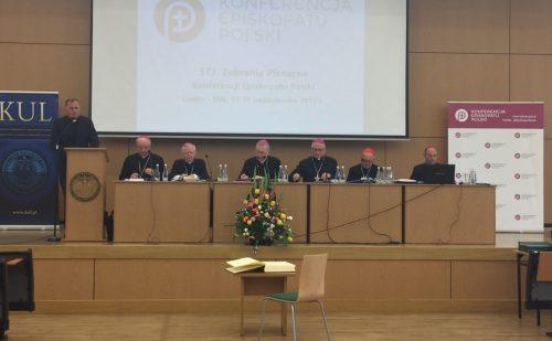 Rozpoczęło się 377. Zebranie Plenarne KEP