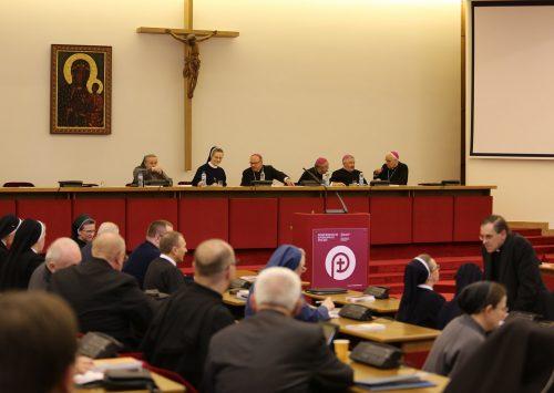 Spotkali się odpowiedzialni za życie konsekrowane w diecezjach