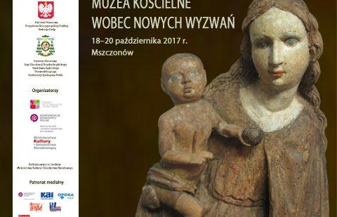 Muzea kościelne wobec nowych wyzwań – międzynarodowa konferencja w Mszczonowie (18-20 X)