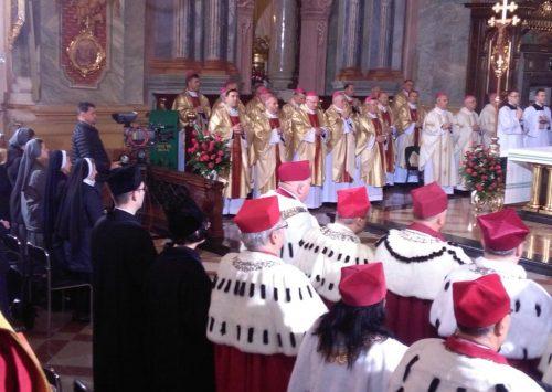 Homilia: Deo et patriae. 100-lecie Katolickiego Uniwersytetu Lubelskiego (Lublin, 15.10.2017)