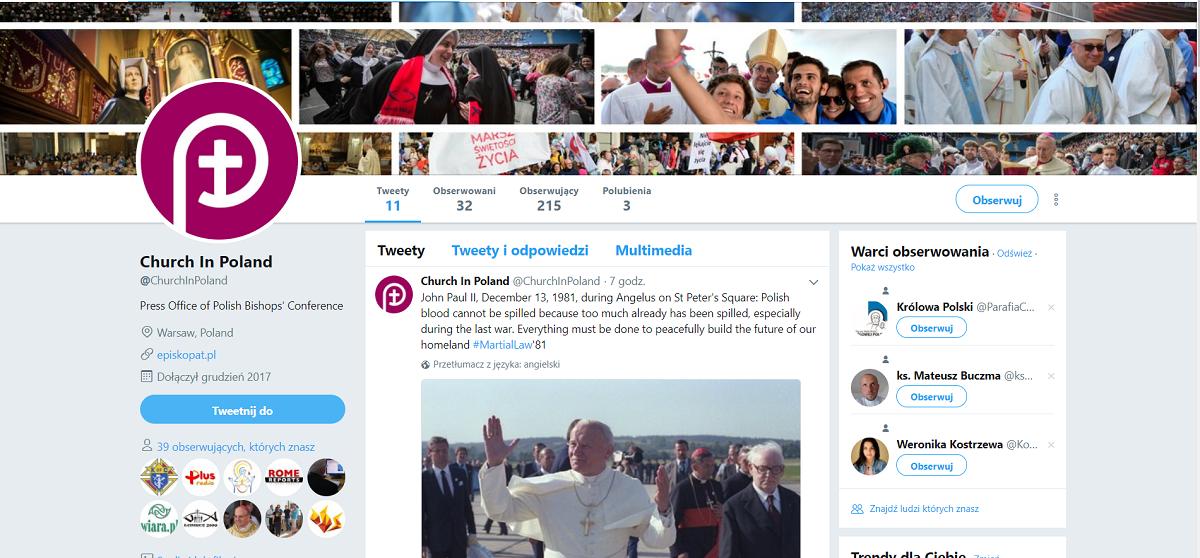 Polski) The Press Office of the Polish Episcopate has