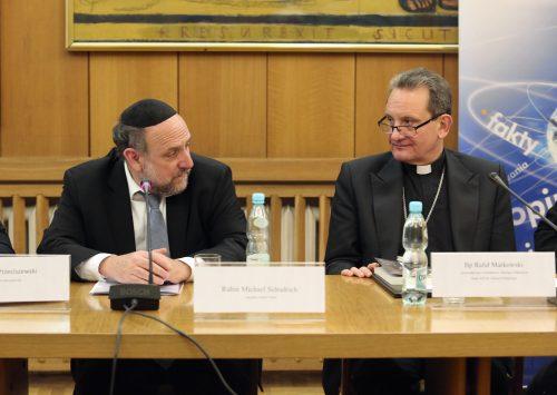 Słowo Przewodniczącego Komitetu Episkopatu Polski ds. Dialogu z Judaizmem na XXI Dzień Judaizmu
