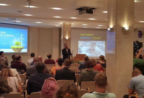 Warszawa: konferencja Caritas Polska przed szczytem ONZ o ekologii