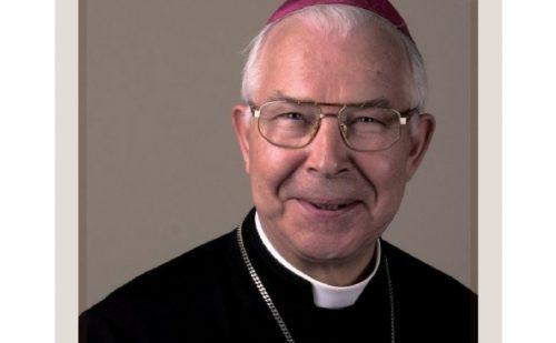 Życzenia Przewodniczącego z okazji 60. rocznicy święceń kapłańskich bp. Pawła Sochy