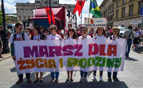 Marsze dla Życia i Rodziny w całej Polsce