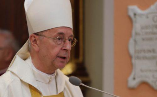Abp Gądecki: przyznanie się do Chrystusa jest obowiązkiem chrześcijańskiego życia