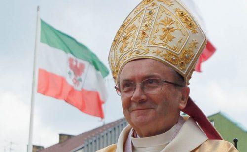Życzenia Przewodniczącego z okazji 60. rocznicy święceń kapłańskich bp. Antoniego Stankiewicza