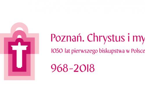 22-24 czerwca: Centralne obchody jubileuszu 1050-lecia biskupstwa w Poznaniu