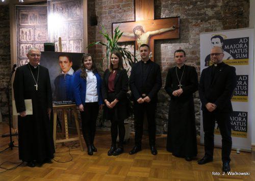 Bp Libera zaprasza na obchody Roku św. Stanisława Kostki