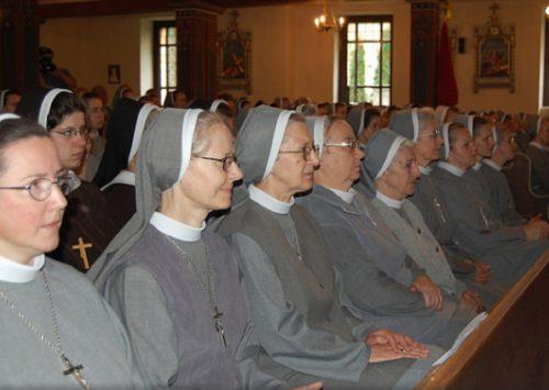 Homilia: O Maryjo, w niebo uniesiona. Śluby wieczyste Sióstr Misjonarek Chrystusa Króla dla Polonii (Morasko – 15.08.2018)