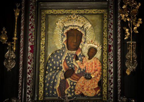 Przygotowania do uroczystości ku czci Najświętszej Maryi Panny Jasnogórskiej
