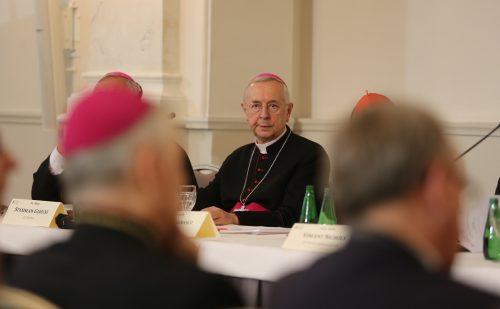 """Przewodniczący Episkopatu z okazji Kongresu """"Europa Christi"""": Europa potrzebuje świadków swojej chrześcijańskiej tożsamości"""