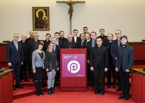 Bp Miziński na spotkaniu rzeczników diecezjalnych: Przekaz musi być precyzyjny i zrozumiały